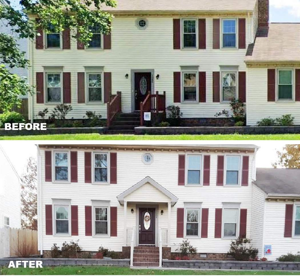 Front Porch Additions Are Worth It Here S Why Quality Built Exteriors