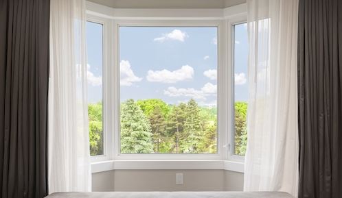 Upgraded Casement Window