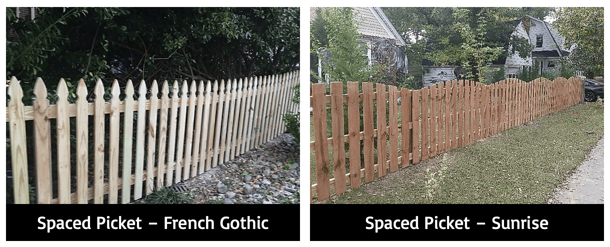 Wod Semi-Privacy Fence