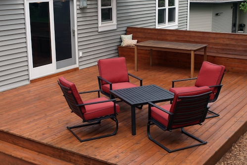 Wood Deck Builder Chesapeake VA